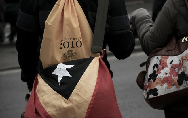 Husi referendu ida, Reinu Unidu vota sai husi Uniaun Europeia. Foto husi pajina Flickr portal gda, CC BY-NC-SA 2.0